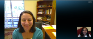 My Skype Interview with Kim.